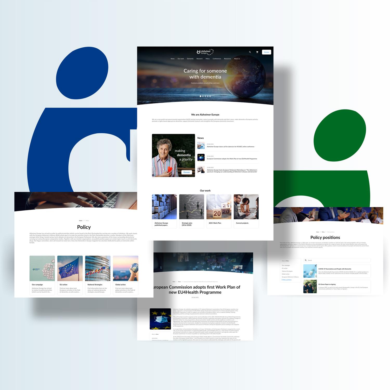 Alzheimer Europe - Desktop