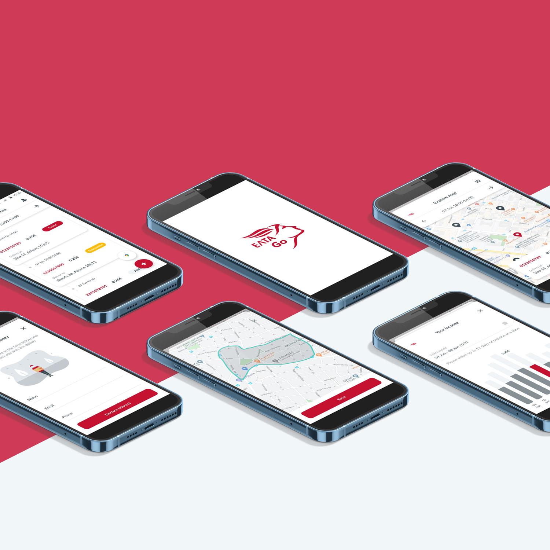 ELTA courier app